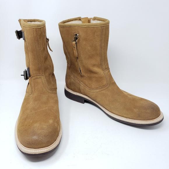 0e05728b4f7 Ugg Jaren Chestnut Suede Boots New NWT